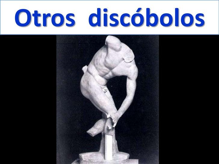Otros  discóbolos<br />