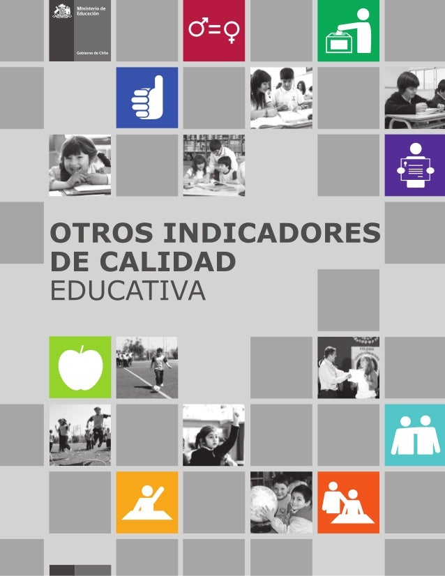 OTROS INDICADORES DE CALIDAD EDUCATIVA