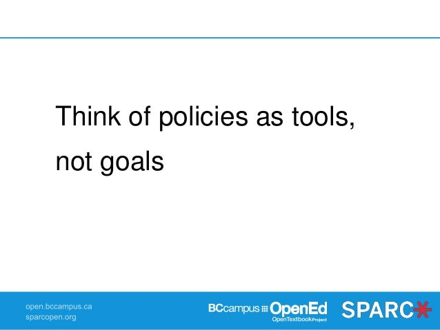 OER Policy