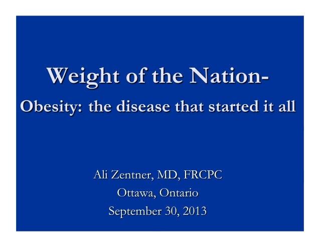 AH Mokdad, CDC M Shields, Statistics Canada, 2005