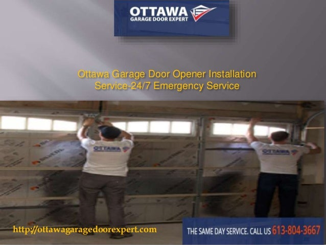 Garage Door Service Ottawa