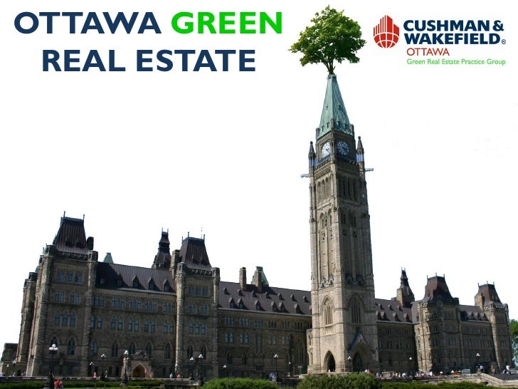 OTTAWA GREEN  REAL ESTATE