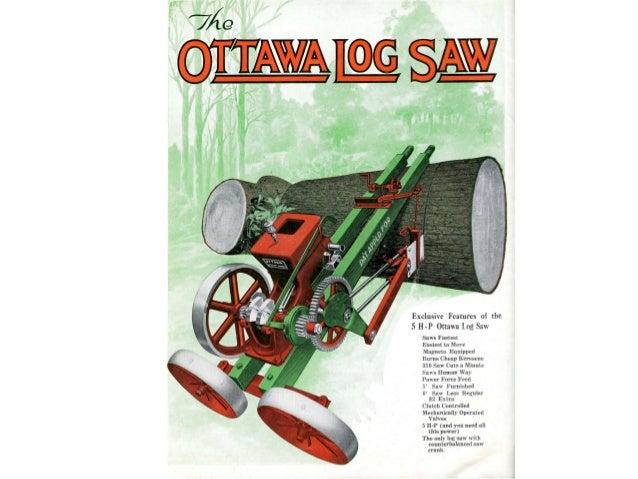Ottawa wood sawing encyclopedia part 1