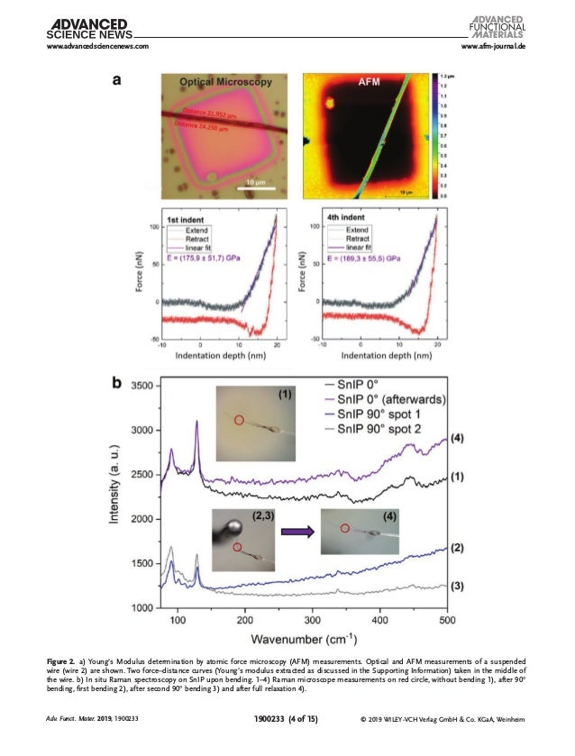 Flexible and Ultrasoft Inorganic 1D Semiconductor and