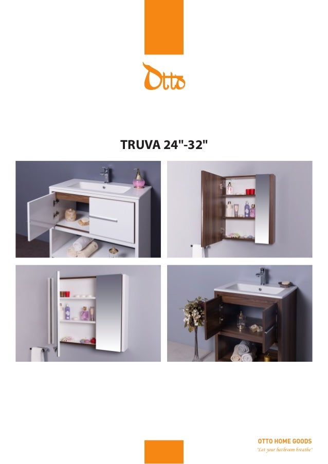 Let Your Bathroom Breathe Truva 24 32 Otto Home Goods Digital Catalog Pdf. Online Home Goods Catalogs  See Share Store Finds  Home Interior