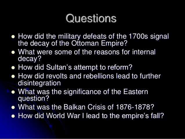 How Did The Ottomans Come To Power 28 Images The