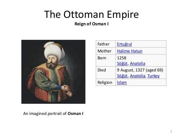 Ottoman report