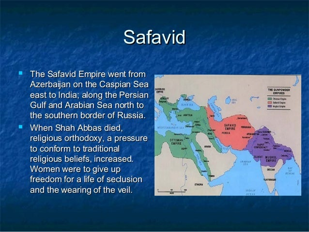 Safavid dynasty