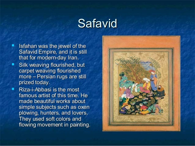 compare and contrast the ottoman safavid Compare and contrast: the ottoman, safavid, and mughal dynasties each treated their conquered people and non-muslims differently through political.
