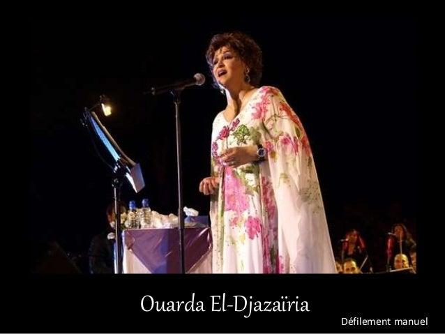 Ouarda El-Djazaïria Défilement manuel