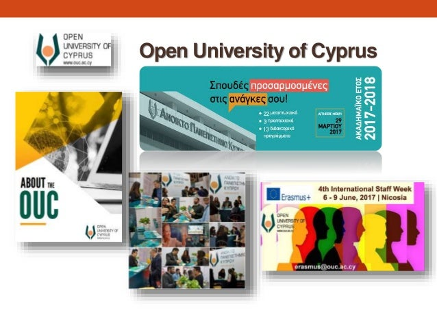 New Member Open University Of Cyprus