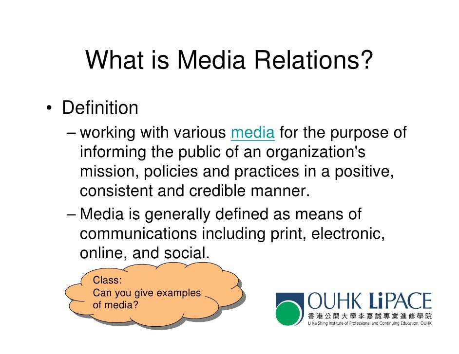 term paper on public relations Ethics in public relations essay sample ethics in the field of public relations public relations (pr) is a growing field today many people view the profession as unethical, because its goal is to influence public opinion.