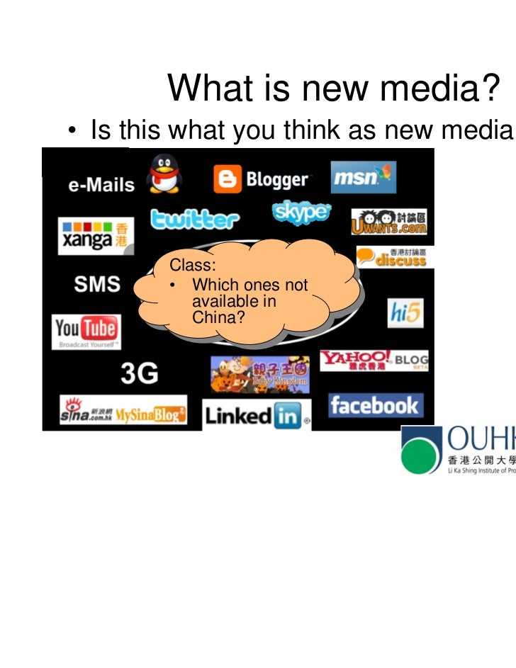 the impact of new media on pr Where new media is as of the start of this semester and then start to consider itõs impact on the future as it relates to advertising, marketing and pr in addition, weõll look at the impact that new media has on current and future metrics of successful advertising.