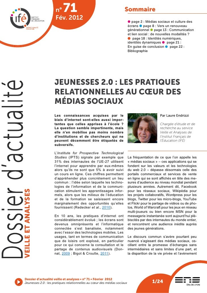 n°   71                                         Sommaire                                       Fév. 2012                  ...