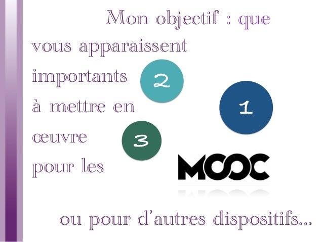 10 Innovations pédagogiques mises en perspective pour les MOOCs Slide 2