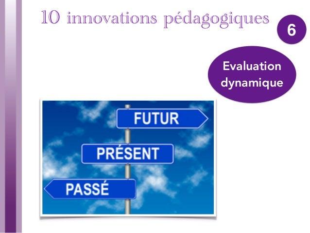 6 9 10 innovations pédagogiques 6 Co- evaluation