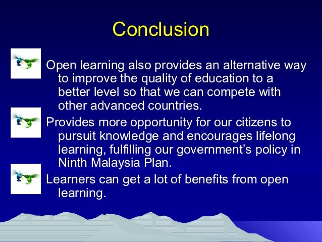 introduction for learning skills for open distance learners Free distance learning information literacy instruction with distance students: the university of south africa and the british open university - introduction.