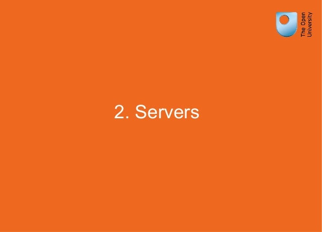 2. Servers