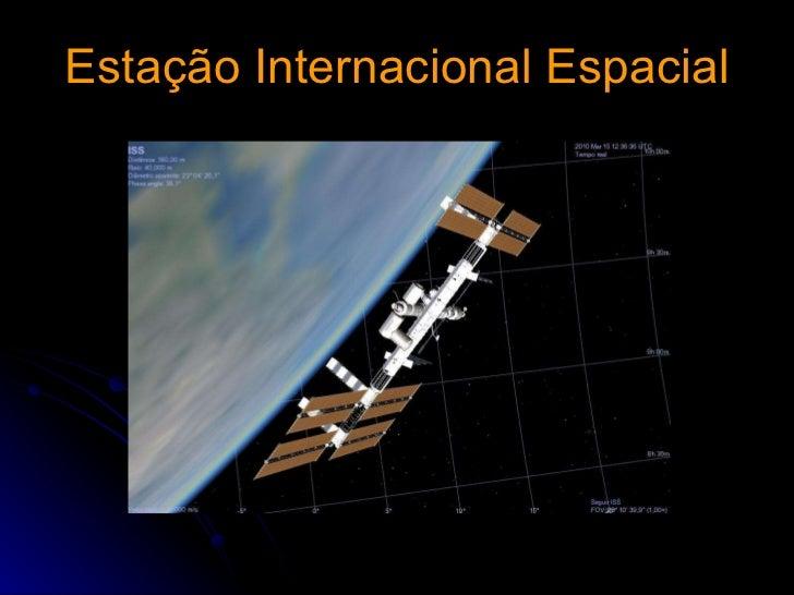 Estação Internacional Espacial