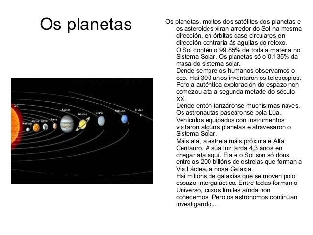 O universo Slide 3