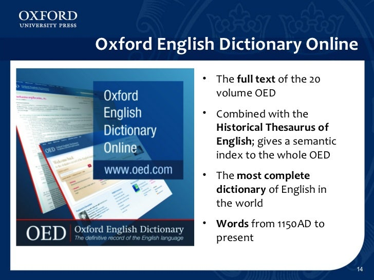 Oup online resources short 2012