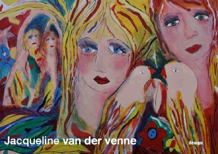 Graphic-web design & photography Jacqueline van der Venne