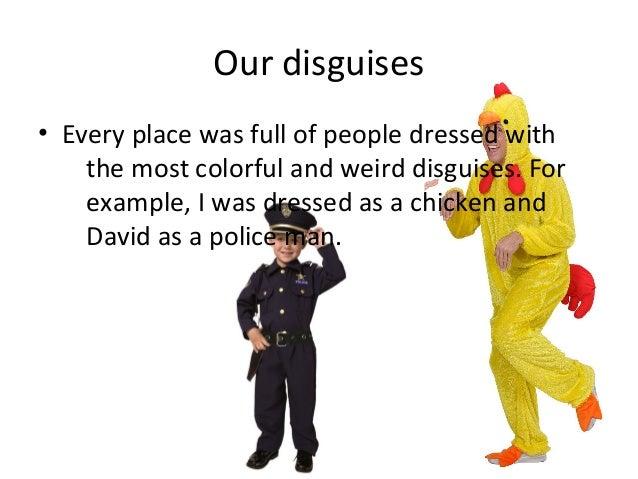 Our carnival Slide 3