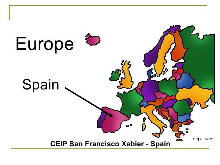 Europe Spain CEIP San Francisco Xabier - Spain