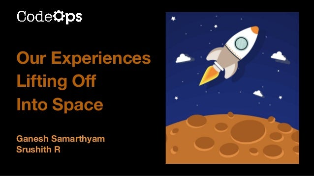 Our Experiences Lifting Off Into JetBrains Space