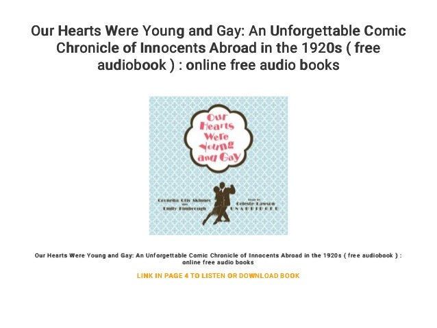 gay audio books online free