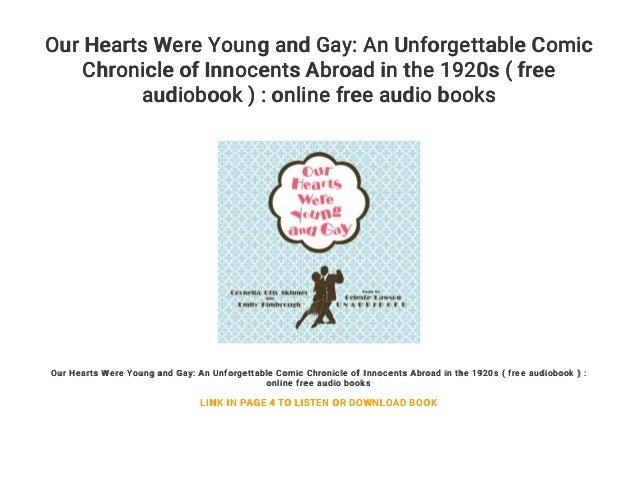 gay audio books online free