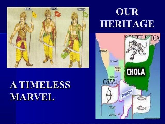 A TIMELESSA TIMELESS MARVELMARVEL OUR HERITAGE