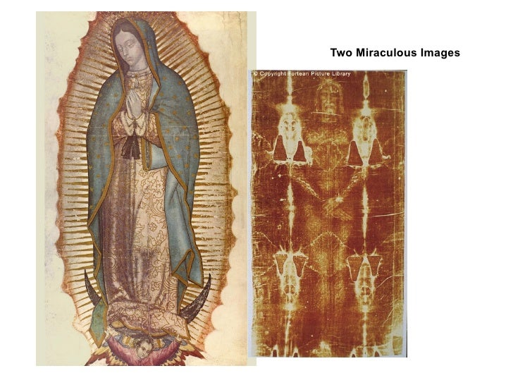 Two Miraculous Images