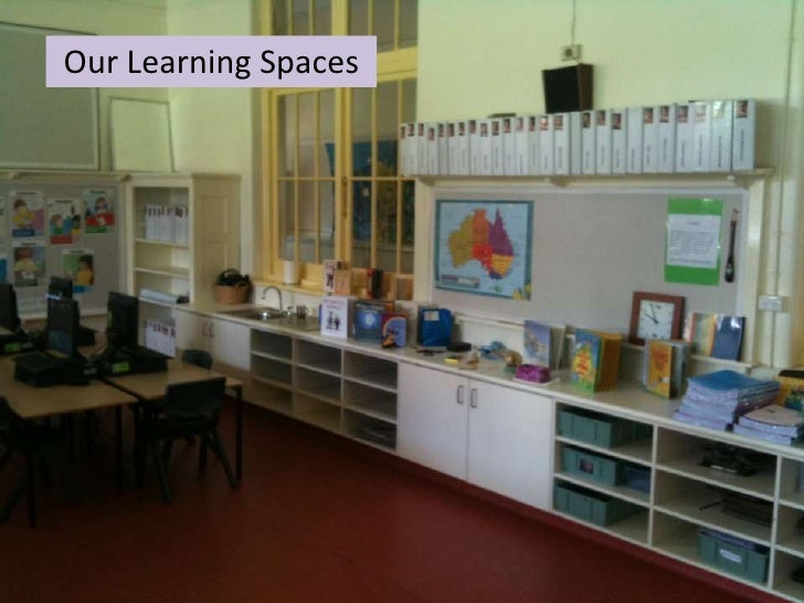 Our Learning Spaces<br />