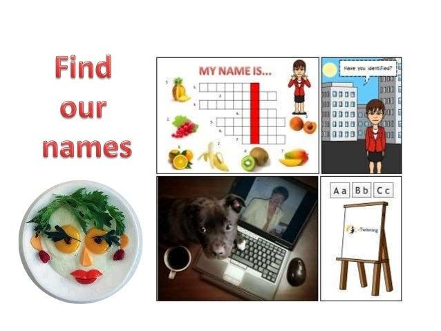 Our names1 Slide 2