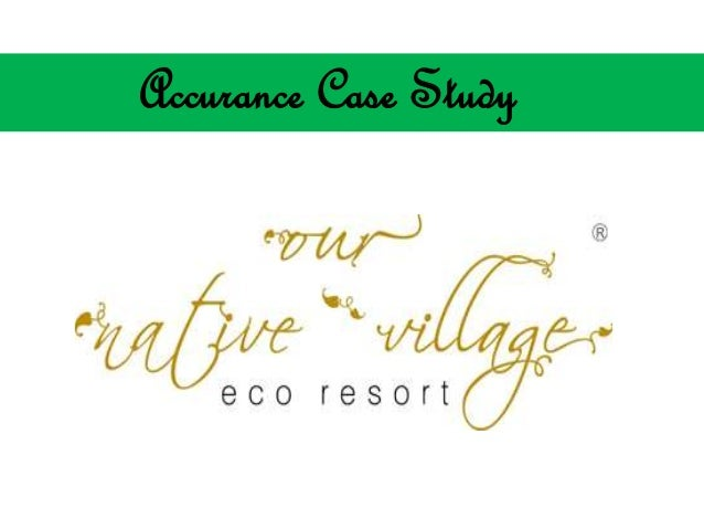 Accurance Case Study