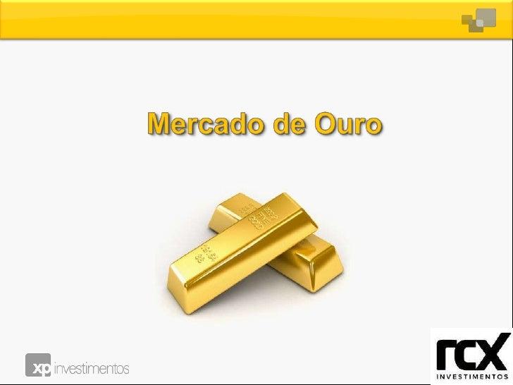 Mercado de Ouro<br />