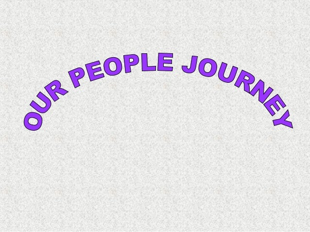 Everyone wants to beEveryone wants to be part ofpart of something greatsomething great Our People Journey