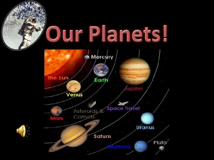 what do all the planets look like - photo #34