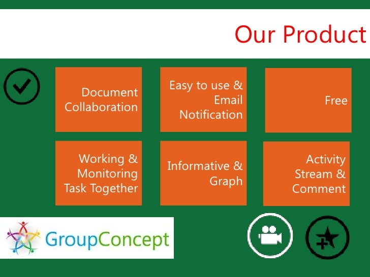 Our Product                Easy to use &   Document                         Email         FreeCollaboration               ...