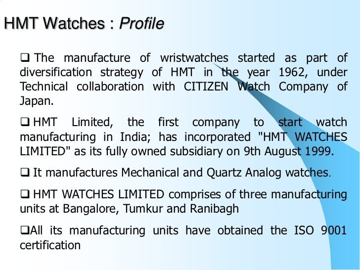 pestle analysis of hmt watches Pestel analysis of titan watches pestel analysis : pestel stands for political,  economical, sociocultural, technological environmental, legal.