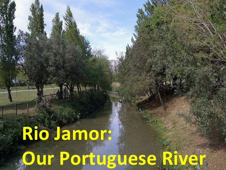 Rio Jamor: Our Portuguese River