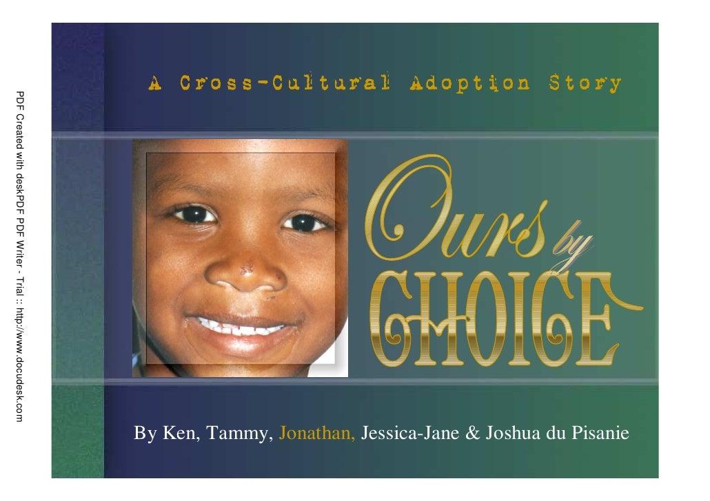 Cross−                                                                           A Cross−Cultural Adoption Story PDF Creat...