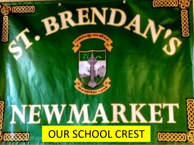 OUR SCHOOL CREST