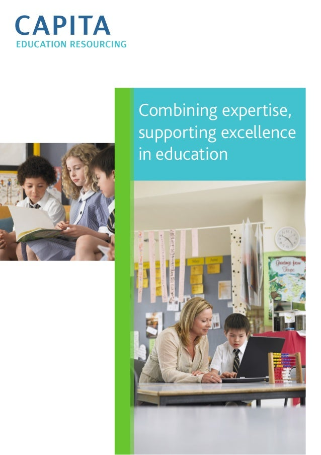 Combining expertise, supporting excellence in education