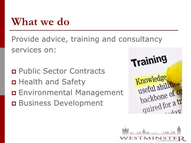 Our Services, con't... Slide 2