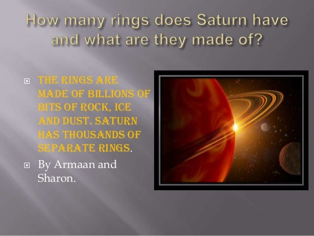 Our solar system Slide 2