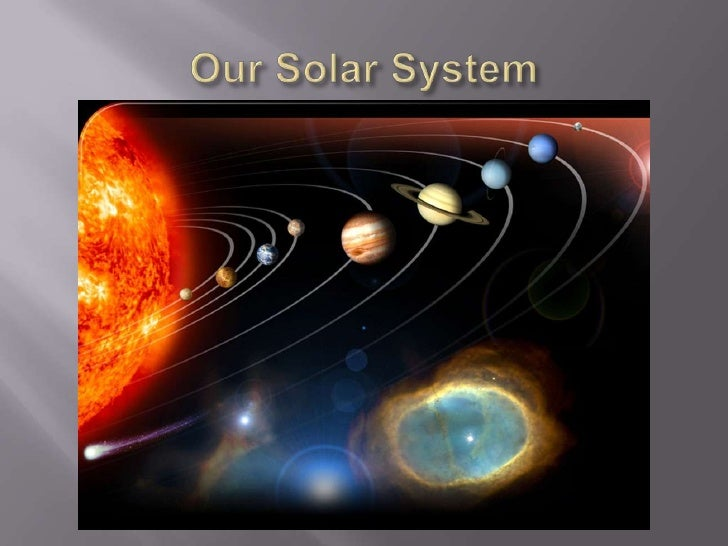 solar system report - photo #41