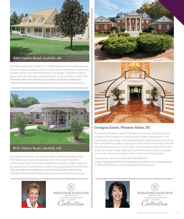 Our Luxury Collection Magazine (Spring 2015) :: Berkshire