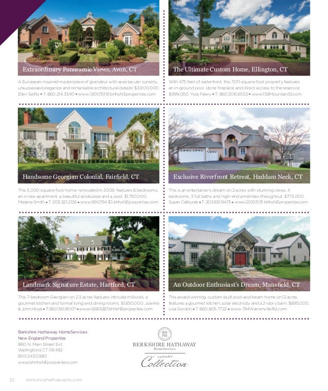 Our Luxury Collection Magazine Spring 2015 Berkshire